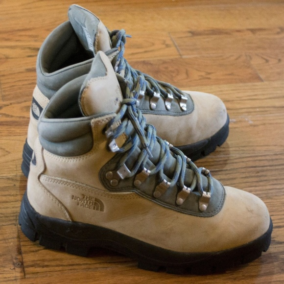 bb8fe0b33 THE NORTH FACE X2 Hiking Boots - SUEDE - SZ 6.5